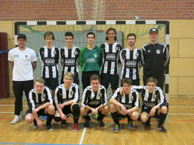 Turnierbericht A-Jugend I: U19 holt starken 3. Platz beim Nordost Pokal